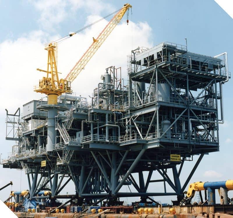 Oil & Gas Production site