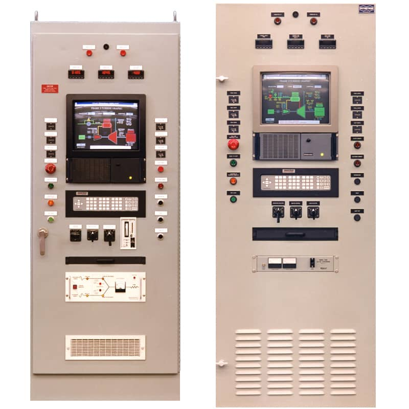 Gas Turbine Controls
