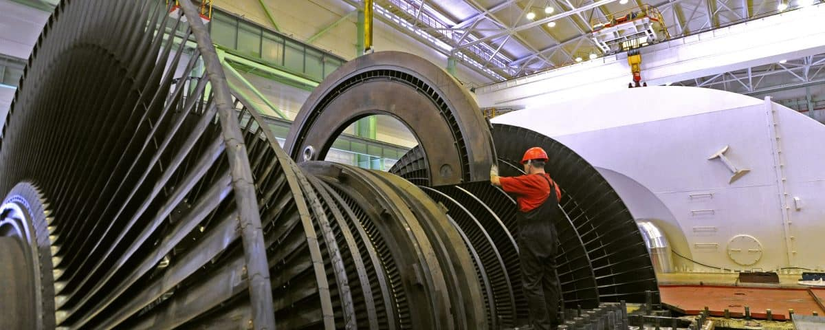 A steam turbine control system