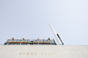 Power plant utilizing control systems from Petrotech