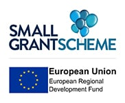 Small GrantScheme - European Union - European Regional Development Fund